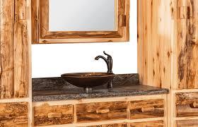 bathroom furniture shipshewana in fireside log furniture llc