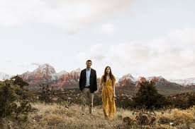 arizona photographers desert engagement session in sedona arizona adventure wedding