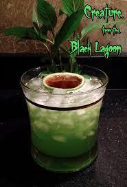 Creature Black Lagoon Halloween Costume Halloween Cocktails Pt Ii 46 Recipes Church Halloween