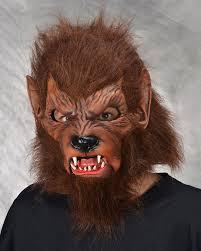 Wolfman Halloween Costume Wolfman Halloween Mask Grim Nation Scary Halloween Mask