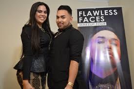 makeup seminar flawless faces by angel merino let u0027s fall in love