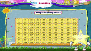 learn grade 1 maths skip counting youtube