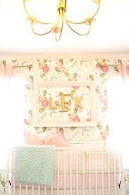 pink peonies nursery floral wallpaper nursery floral pink peony and mint nursery mint