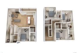 Beechwood Homes Floor Plans 4 Bed 4 Bath Floorplan The Rat Pack Student Apartments Near Ku
