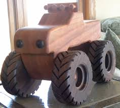 Making A Wooden Toy Truck by Grandpacharliesworkshop Hand Crafted Wooden Toys