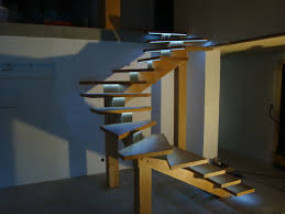 ruban led escalier smb concept kit economique