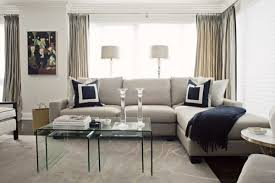 Curtain Ideas For Living Room Decorating Living Room Contemporary Treatment Glass Modern Window Treatment
