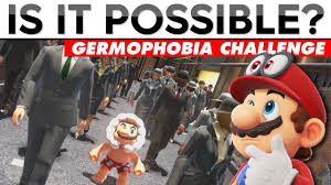 Challenge Is It Germophobia Challenge Is It Possible