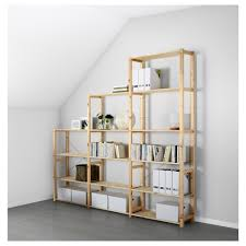 Computertisch 1m Breit Ivar Holzregale Ikea