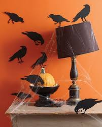 Halloween Decorations Diy Party by Easy Homemade Paper Halloween Decorations