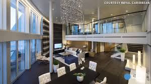 royal caribbean floor plan first look inside the super suites on anthem of the seas