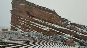 Marcus Amphitheater Map Red Rocks Entertainment Concerts
