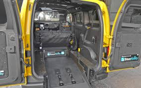 nissan work van interior new york taxi and limousine commission allows hybrid alternatives