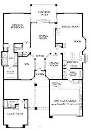 small casita floor plans floor plan estancia modern small davis courtyard builders home