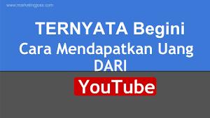 upload video di youtube menghasilkan uang akuoke homepage