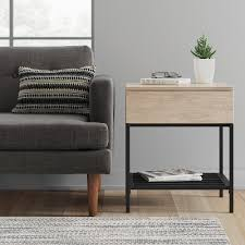 End Table For Living Room Enchanting End Tables Side Target In Living Room Cozynest Home