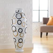 Large Glass Floor Vase Large Clear Vase Decoration Ideas Home Design Judea Us