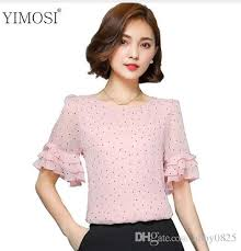 summer blouses 2018 yimosi summer blouses 2017 fashion flare sleeve