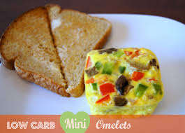 diabetic breakfast recipe low carb mini omeletes a breakfast idea for diabetics