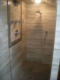 Bathroom Tiled Showers by Installing Tile In Shower Landscape Lighting Ideas