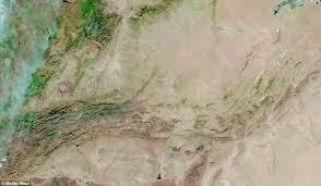 Snow In Sahara Image Reveals Historic Snowfall Over The Sahara Desert As Seen