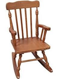 White Childs Rocking Chair Kids U0027 Rocking Chairs Amazon Com
