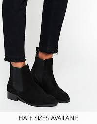 womens boots asos asos asos attribute suede chelsea ankle boots