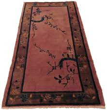 3x6 Rugs Antique Chinese 3x6 Art Deco Oriental Rug 2367