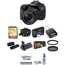 canon eos 80d dslr camera with 18 135mm lens deluxe kit b u0026h