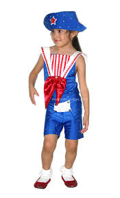 pageant nautical patriotic rwb casual wear ooc american wear