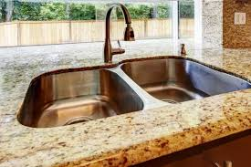 How To Remove A Kitchen Countertop - how to remove plumber u0027s putty stains from granite