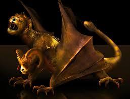 meet the most terrifying monsters of greek mythology