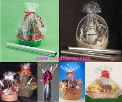 cello wrap for gift baskets how to use cellophane cello roll or sheet cello wrap gift bags to