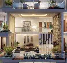 two story apartment interior design ideas