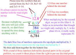 multiplying decimals multiply decimals mr pratt s 6th grade class