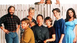 cast of u0027home improvement u0027 then and now entertainment tonight