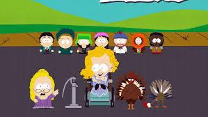 south park helen keller the musical thanksgiving tv