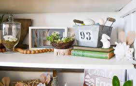 spring home decor spring home decor adding spring to the new hutch my creative days