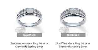 wars wedding bands wars jewelry collection from jewelers the mouse the