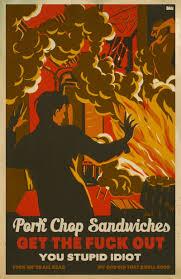 Pork Chop Sandwiches Meme - tg traditional games