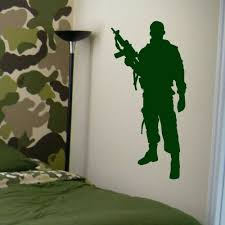 wall ideas wall mural decals for nursery wall mural decals military army soldier wall sticker guns wall decal war industry boys bedroom decoration wall mural military wall mural decals cheap wall mural decals canada