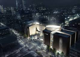 massive calgary music centre by allied works to open this fall