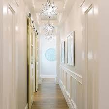 beautiful new hallway decor hallway runner barn doors and barn hallway wainscoting design ideas