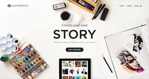 showcase of web designs based on a desk top view graphic design