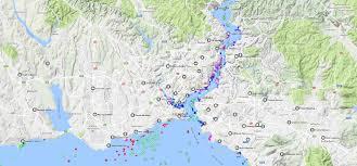Rpi Map Here U0027s A Real Time Map Of Global Ais Marine Traffic Adafruit
