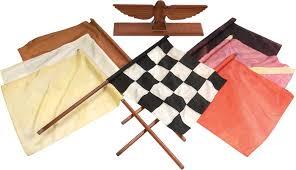 Bohemia Flag Lelands