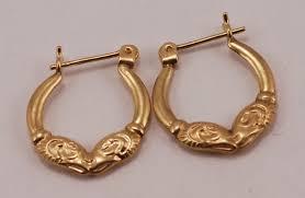 14 karat gold earrings gold earrings at thebrazilianconnection