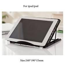 pc de bureau samsung simple de bureau réglable angle en métal mesh tablet pc support de