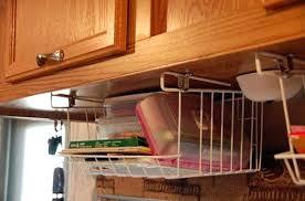 shelves shelf organizer under shelf mesh cabinet basket shelves
