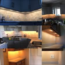 kitchen room stick on led lights for under cabinets 12 inch led